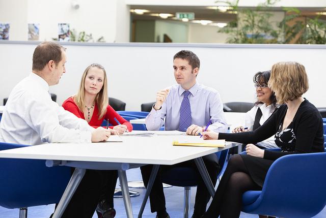 reunião de diagnóstico consultoria financeira
